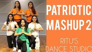 Download #PATRIOTICDANCE/ ONE INDIA MASH UP 2/26 JANUARY/ RITU'S DANCE STUDIO