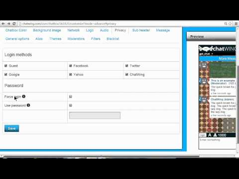 Skype chat room software Mobile Android