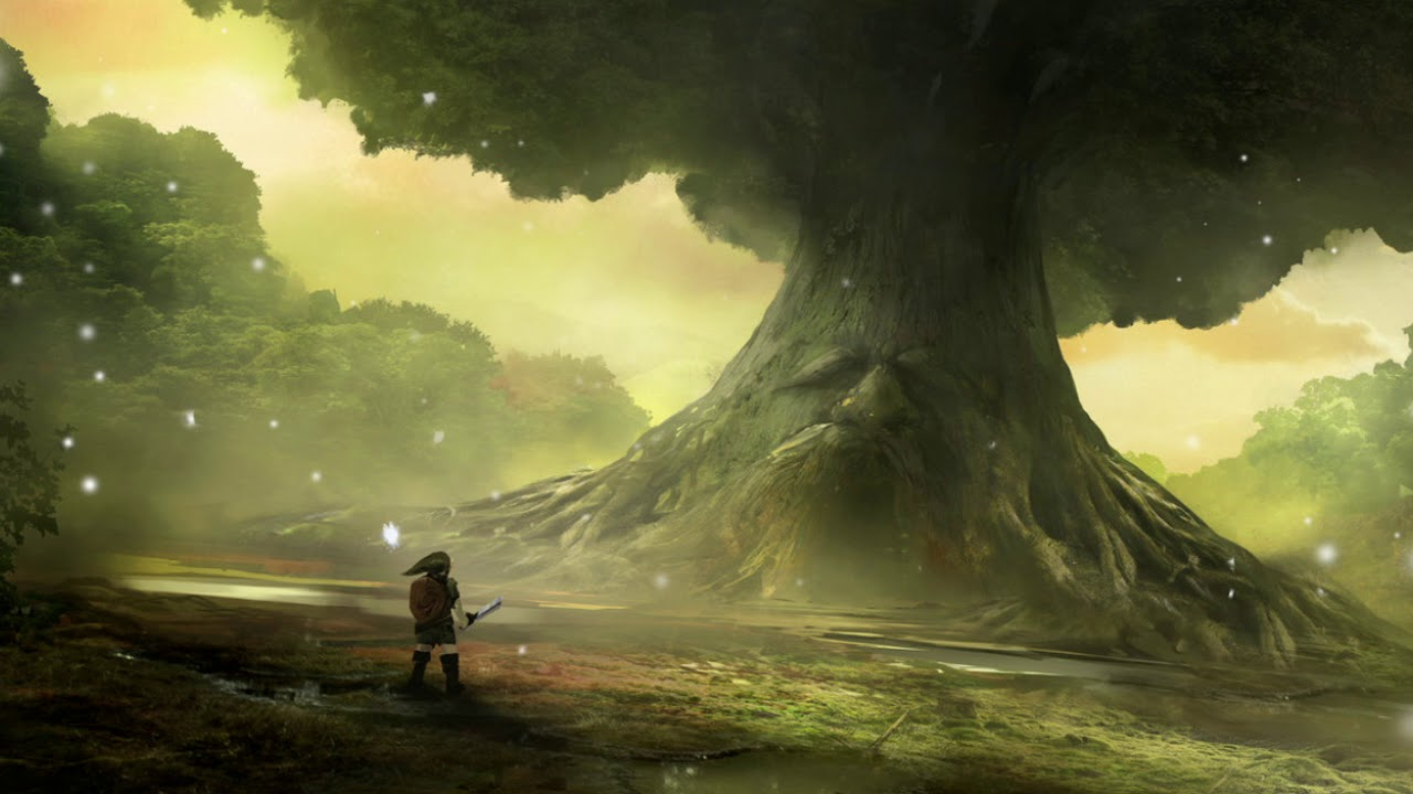 Relaxing Zelda Ocarina of Time Music