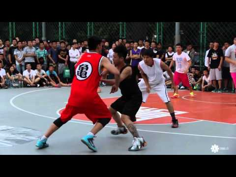 CHINA STREETBALL 2015 THE SUNDAY SUNSET WEEK5 HIGHLIGHTS -DRIBBLE LIFE日落东单HELMITMAN