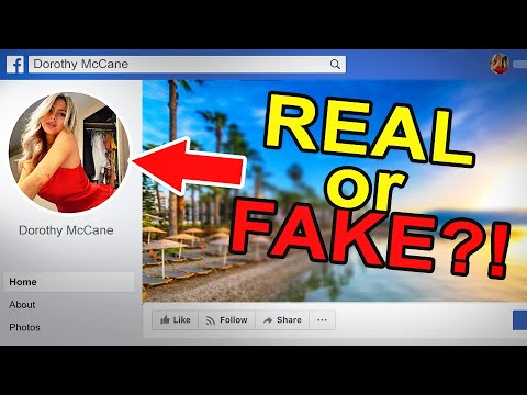 How to Easily Identify Fake Facebook Profiles