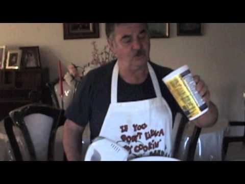It's Me Bruno! How to Make Panettone Cake!