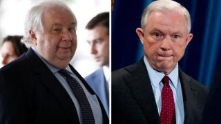 Eric Shawn reports: Kislyak, Sessions and Russian sanctions