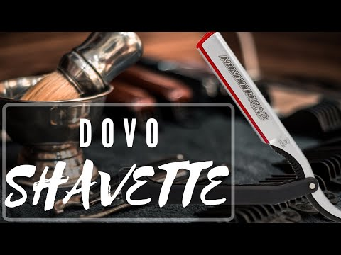 DOVO Shavette Review Unboxing