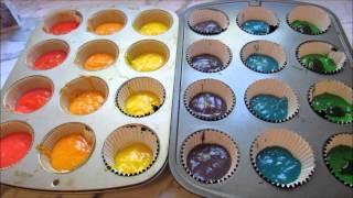 Rainbow Cake Pops!   M&JConfections