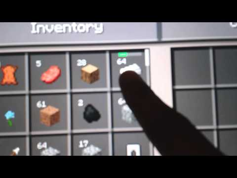 Minecraft pe cheat how to get double everything!