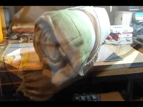 Homemade Sleeping Bag Liner