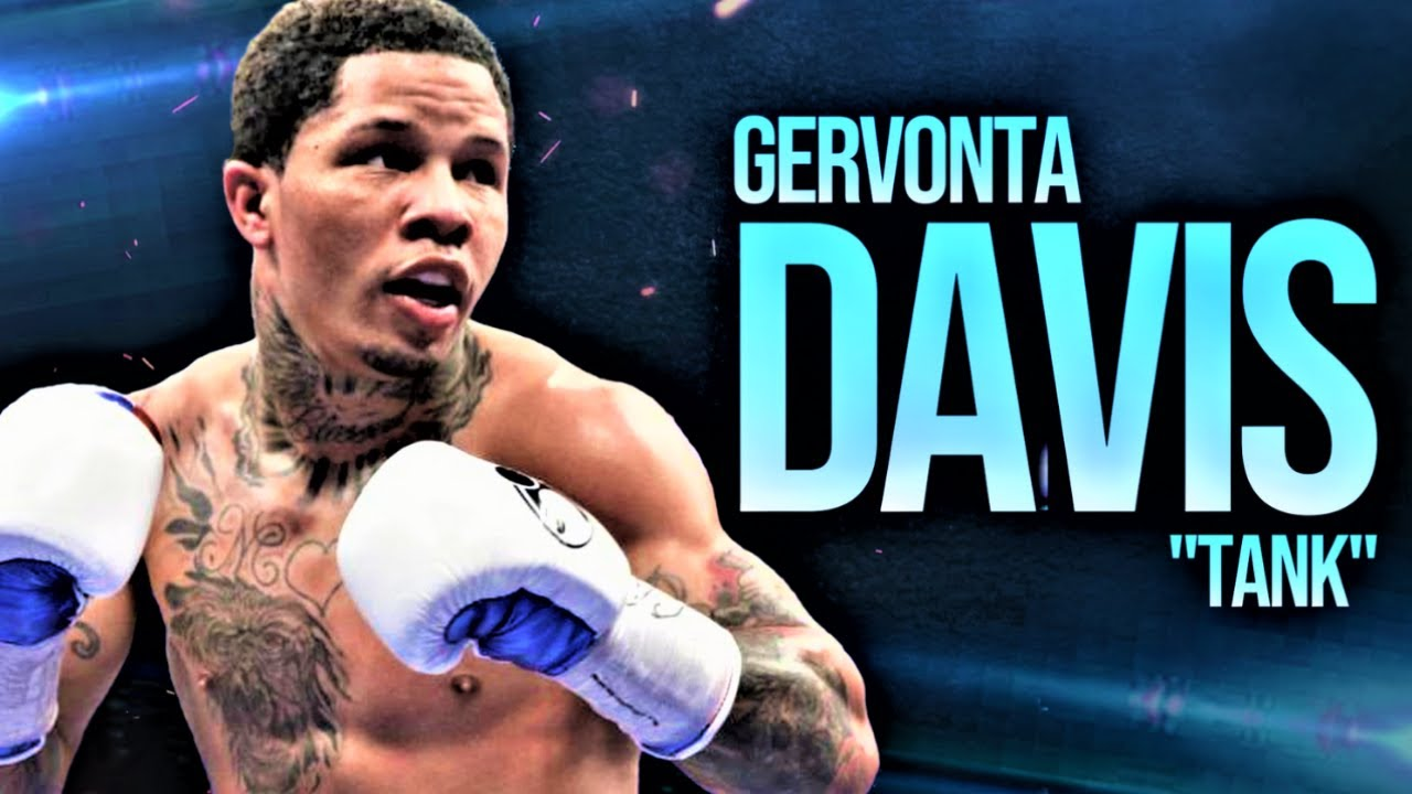 The Destructive Power Of Gervonta Davis