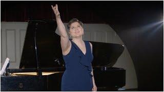 2019 MET Opera Audition Winner - Michaela Wolz (Boston Conservatory at Berklee)