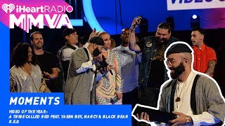 A Tribe Called Red Wins Video Of The Year | 2017 iHeartRadio MMVAs