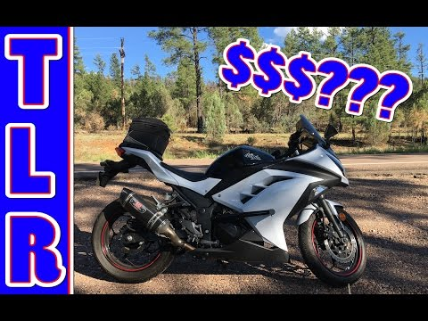 What Is The Actual Cost Of Owning A Motorcycle