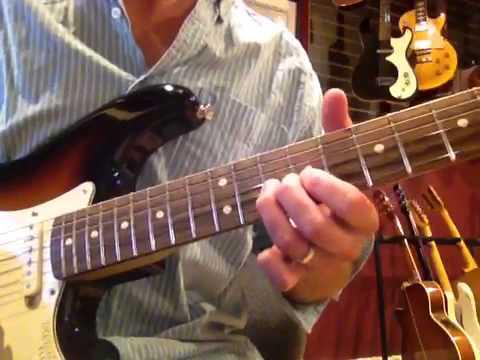 Wonderful Tonight Eric Clapton - Jon MacLennan Guitar Intro