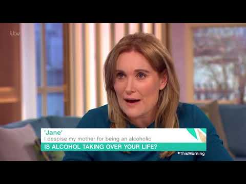 I Despise My Mother for Being an Alcoholic | This Morning