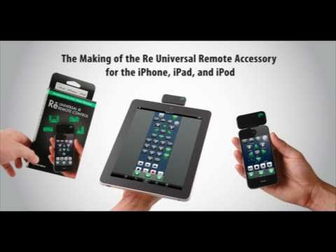 The Making of the Re Universal Remote