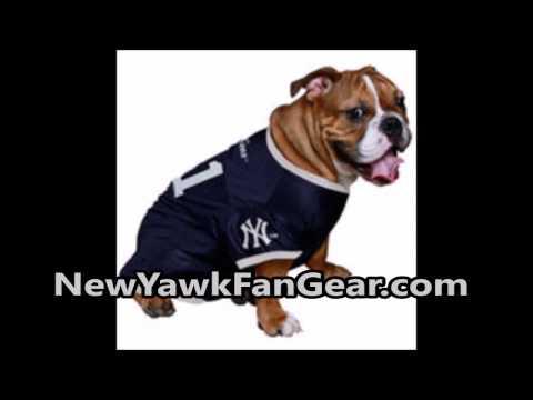 Yankees Dog Jersey