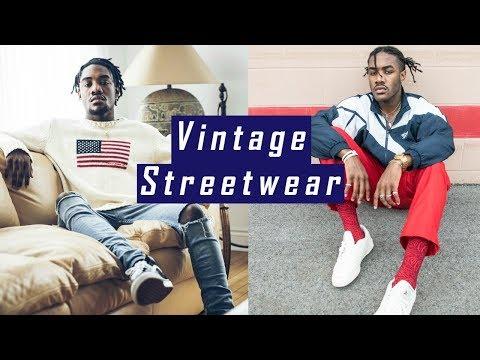 Vintage Style Clothing | Men's fashion Lookbook 2017