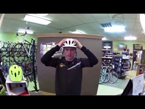 How-To properly Fit your Bike Helmet.