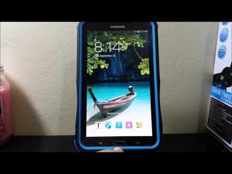 Samsung Galaxy Tab 3 Software Update