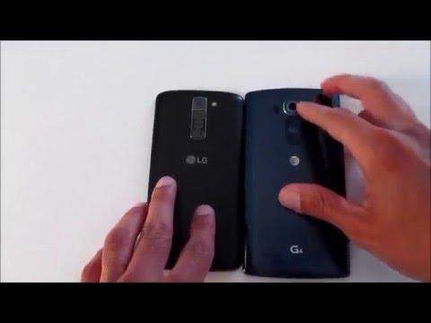 LG Treasure Review Straight Talk TracFone