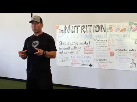 5 Best Tips: Nutrition for Weight loss & Athletic Performance - CrossFit @theShop Corvallis, Oregon