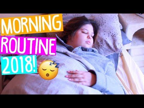 Morning Routine 2018!