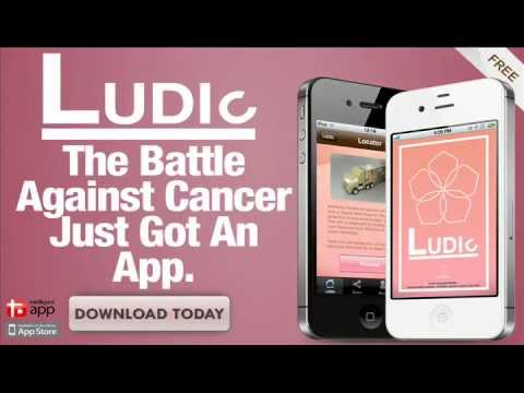 MAKNA LUDIc - The Battle Against Cancer Just Got A Free App