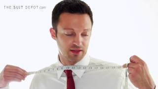 How To Measure Yourself To Determine Your Suit Jacket Pants Size