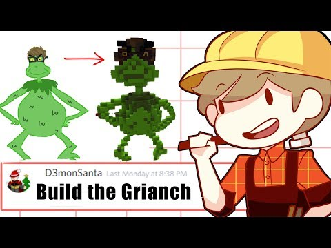 Building YOUR Comments In Minecraft! #15