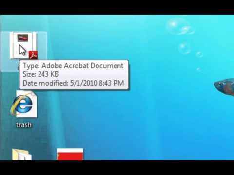 Windows 7 - Mouse Basics