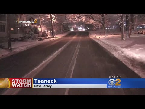 Checking In On Road Conditions