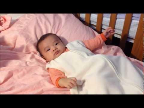 Fatherhood - Baby Sleeps with a Sleep Sack