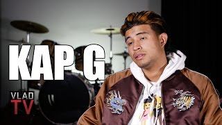 "Kap G on Being Attacked Over His Race, Not Being ""Mexican"" Enough"