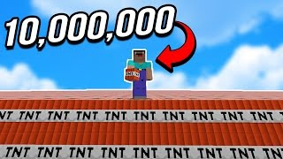Teaching A Noob to Play TNT WARS... | Minecraft w/ PrestonPlayz, BajanCanadian, Landonmc, & Justvurb