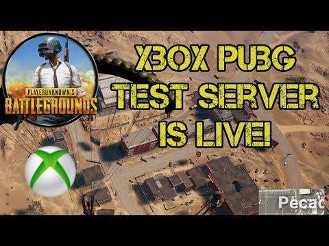 PUBG Xbox Test Server #4 - Miramar is Almost Live!