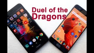 OnePlus 5 vs Honor 8 Pro: Which one to buy?   Our pick