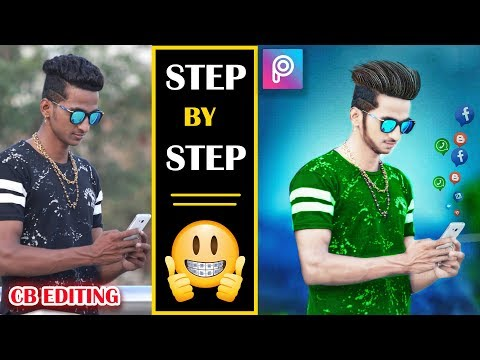 CB Editing Step by Step || How to edit cb editing in picsart