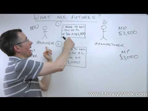 What are futures? - MoneyWeek Investment Tutorials