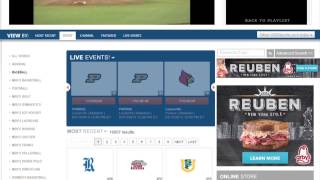 ULive - Don't miss a minute of college sports   CBS Sports