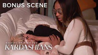 Khloé Kardashian's Hangover From Hell in Las Vegas | KUWTK Bonus Scene | E!