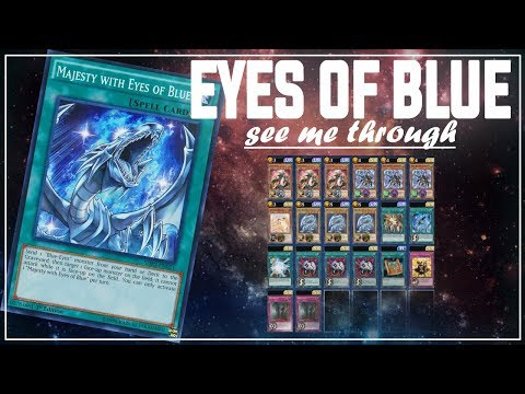 [Yu-Gi-Oh! Duel Links] Eyes of Blue, See Me Through | King of Games