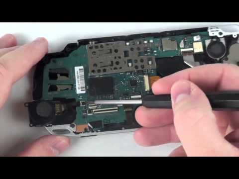 How to Repair a Sony PSP 3000