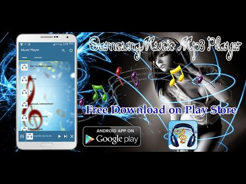 Video Introduction How to use Samsung Music Mp3 Player by Cam-Technology