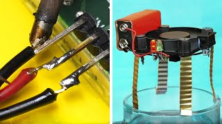 24 DIY ELECTRIC INVENTIONS you can create for your smart home