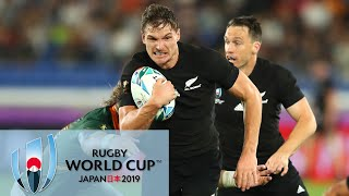Rugby World Cup 2019 New Zealand Vs South Africa EXTENDED HIGHLIGHTS 92119 NBC Sports
