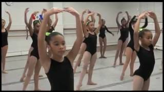 Sekolah Tari Balet Bersejarah Bagi Siswa Keturunan Afrika - Liputan Feature VOA