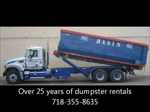 Dumpster Rental and Construction Clean Up in Queens and Brooklyn