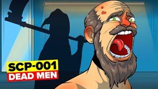 SCP-001 - Dead Men (SCP Animation)
