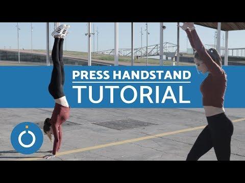 Press Handstand Tutorial