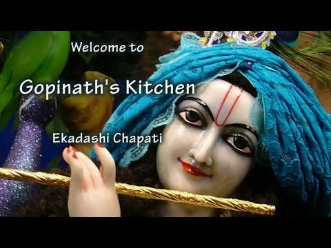 Recipe of Ekadashi Chapati | Heathy and Tasty Food | Ekadashi Food