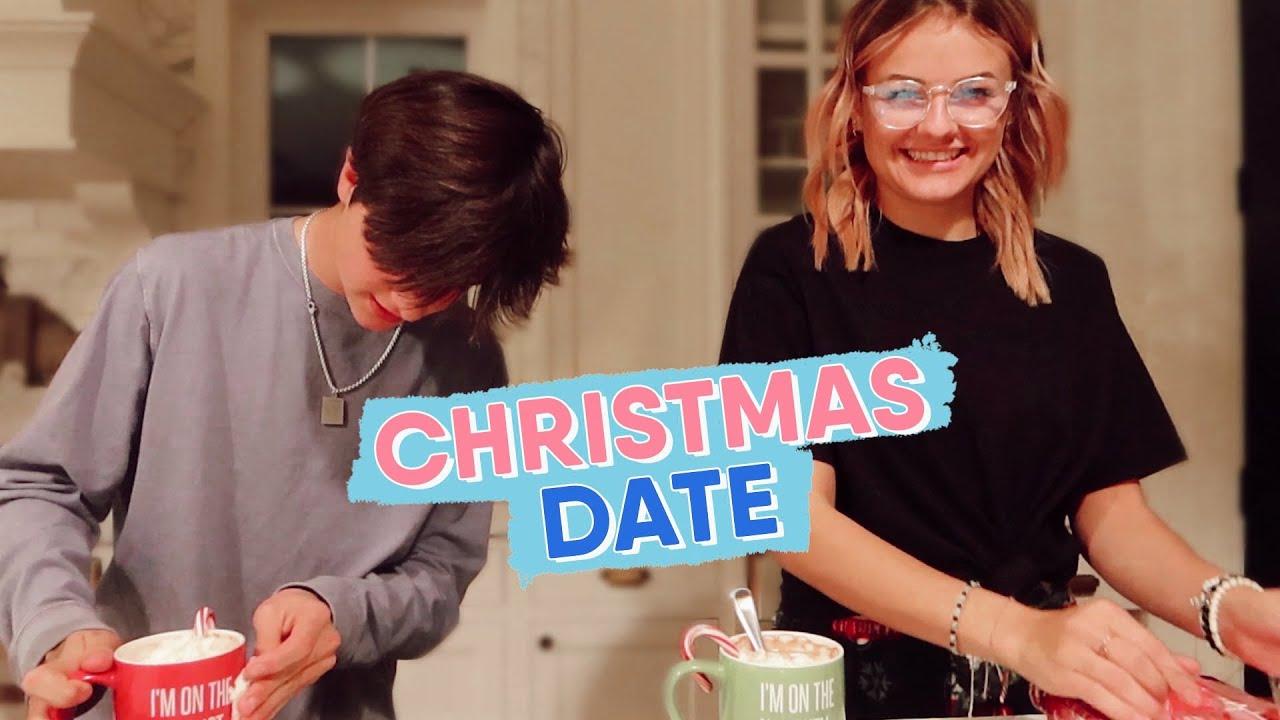 CHRISTMAS DATE || KESLEY JADE LEROY